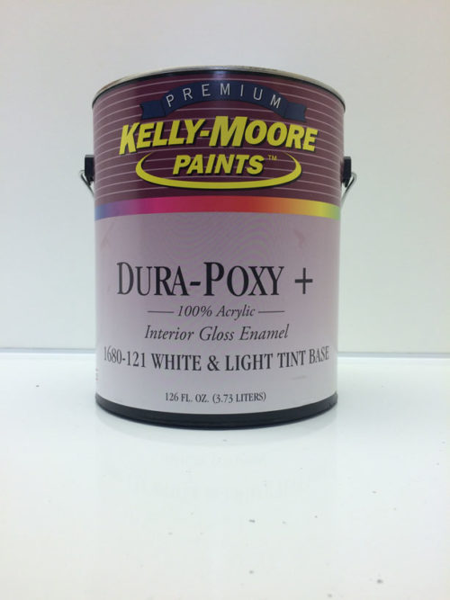 All Color Paint Co Kelly Moore Commercial Exterior Low Sheen 1g